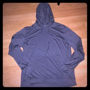 32 Degrees COOL Gray Hoodie sz Large